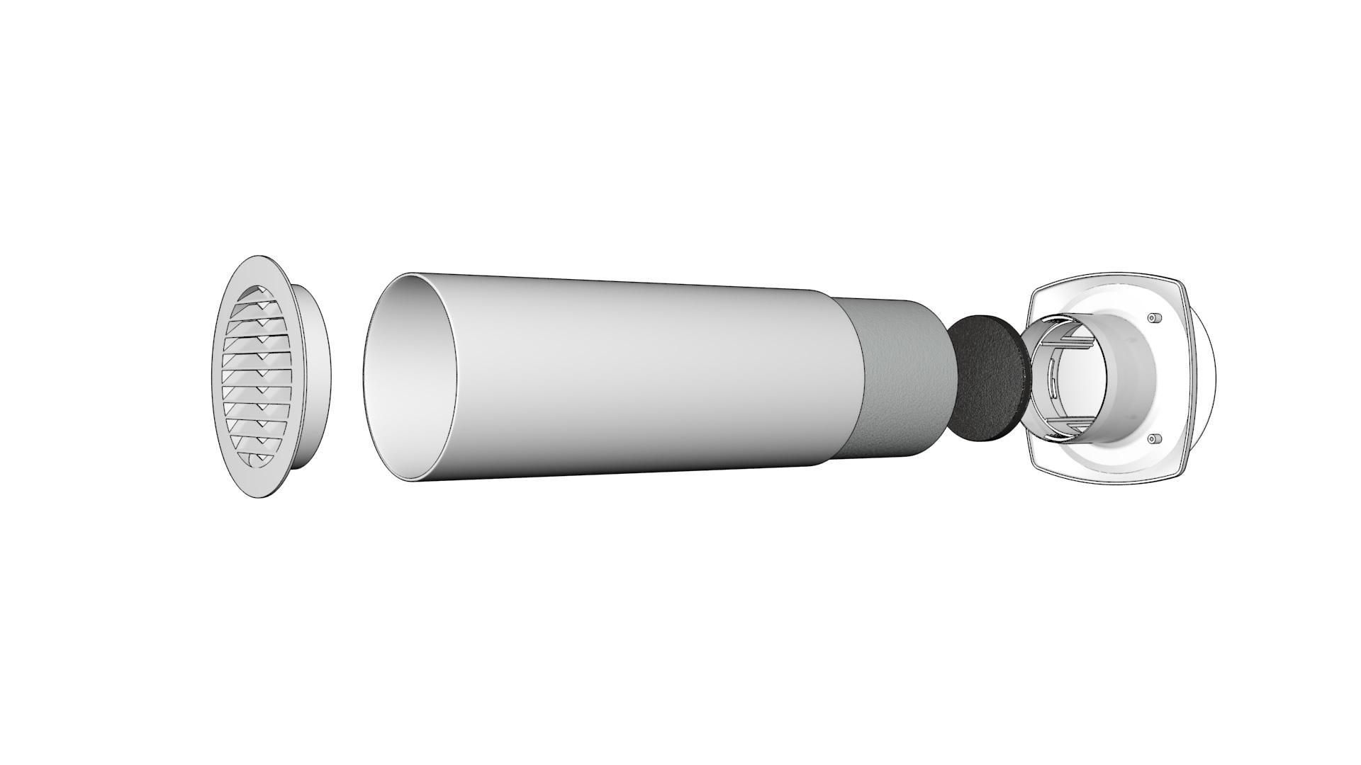 Клапан Street line 10КП-04