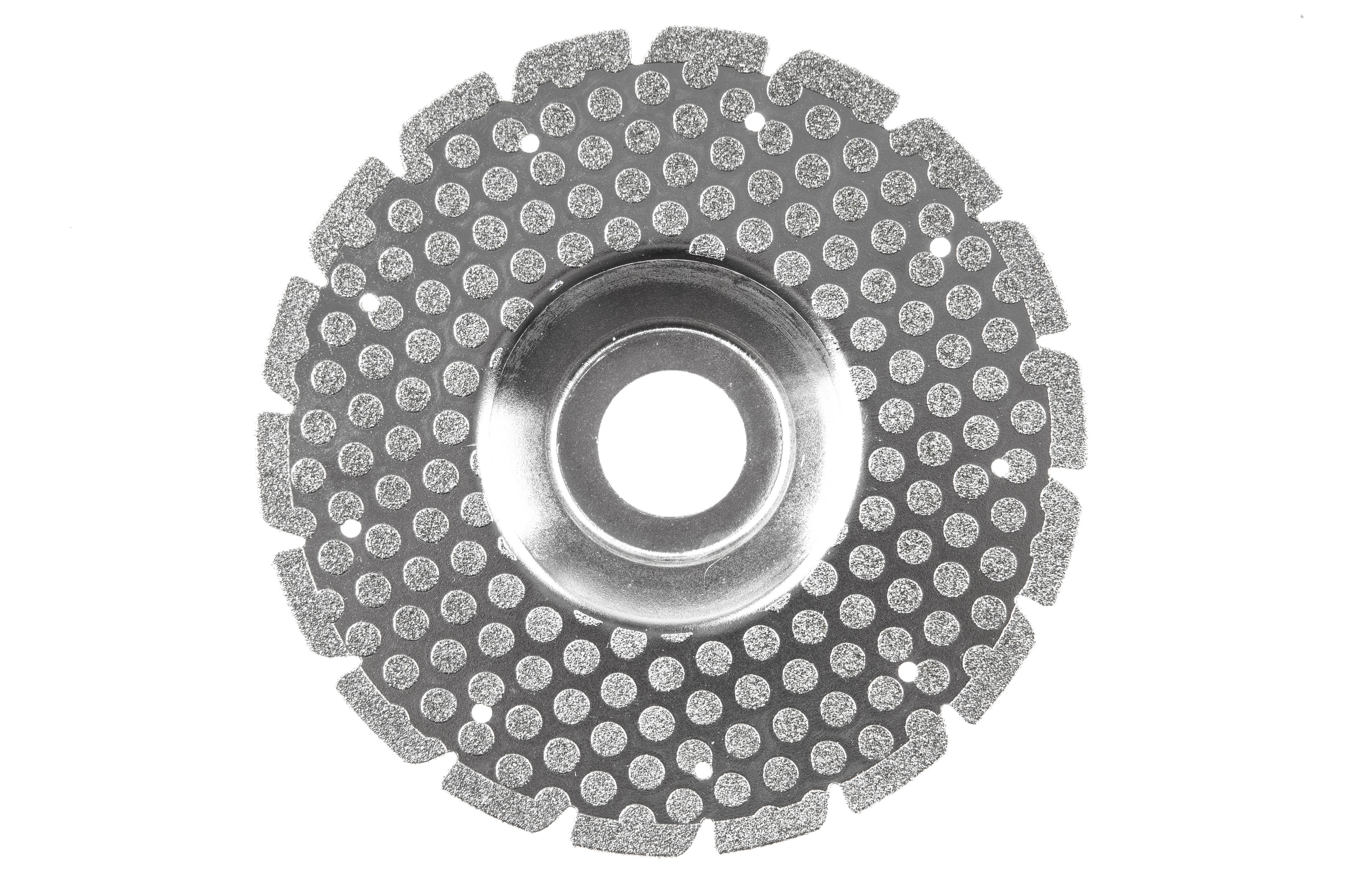 Круг алмазный Hammer 206-234 чашка алмазная hammer 206 206 cup 2r 125 22 23 двухрядная