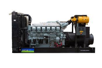 Дизельный генератор Aksa Apd 1425 m