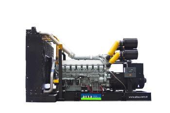 Дизельный генератор Aksa Apd 2250 m-А