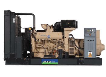 Дизельный генератор Aksa Ac 1100