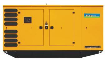 Дизельный генератор Aksa Ac 150-К