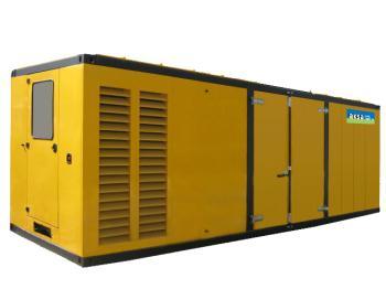 Дизельный генератор Aksa Ac 1100 k-К