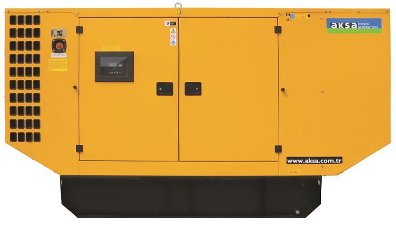 Дизельный генератор Aksa Ad 220-ka