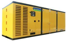 Дизельный генератор Aksa Apd 880 m-КА