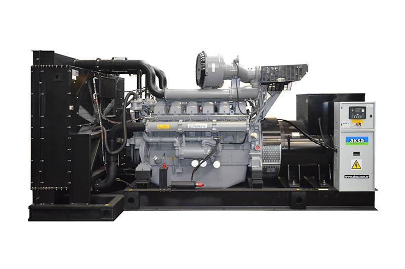 Дизельный генератор Aksa Ap 1650