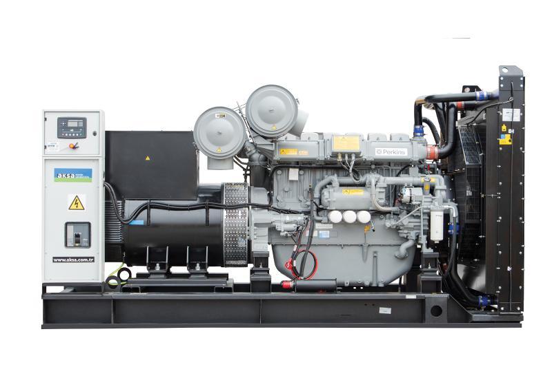 Дизельный генератор Aksa Ap 825-А