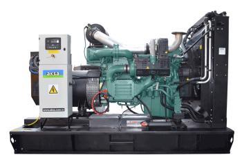 Дизельный генератор Aksa Avp 550
