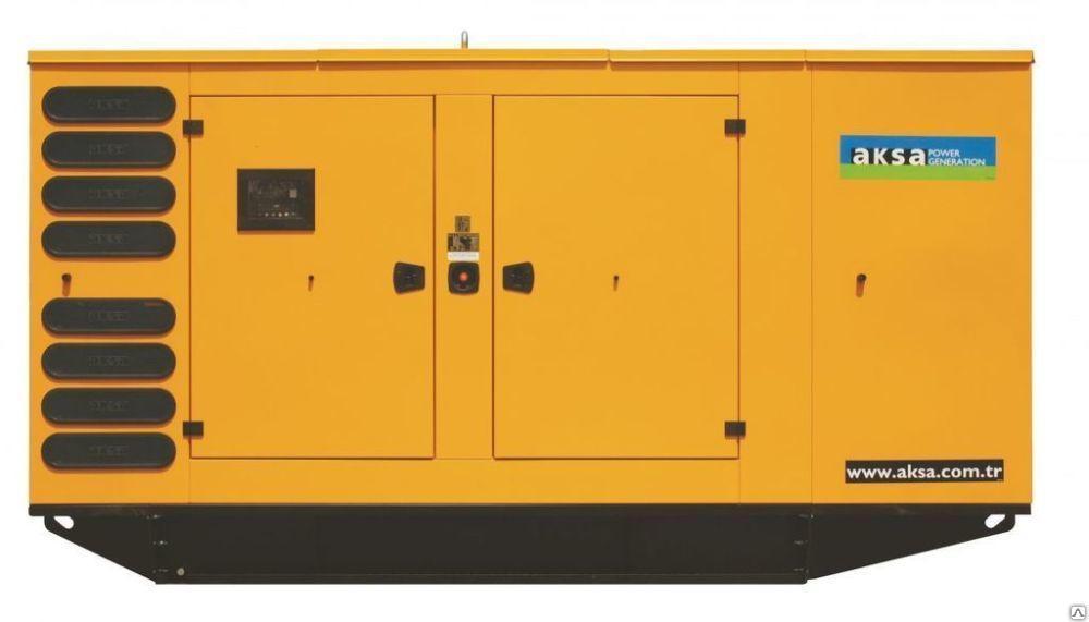 Дизельный генератор Aksa Avp 450-КА