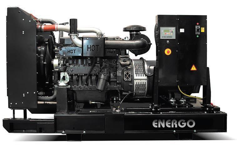 Дизельный генератор Energo Ed 185/400 iv (23280)