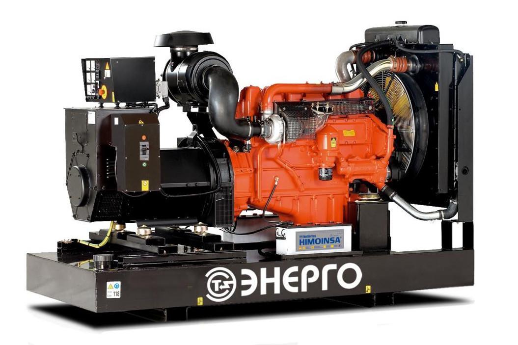 Дизельный генератор Energo Ed 300/400 iv (23310)