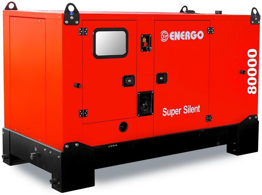 Дизельный генератор Energo Edf 60/400 ivs (24910)