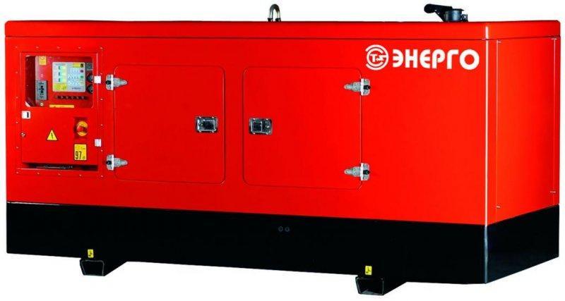 Дизельный генератор Energo Ed 200/400 d s (23960) дизельный генератор energo ed 300 400 d s 23980