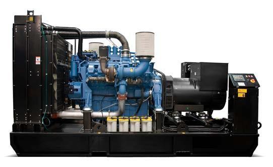 Дизельный генератор Energo Ed 400/400mu (24260)