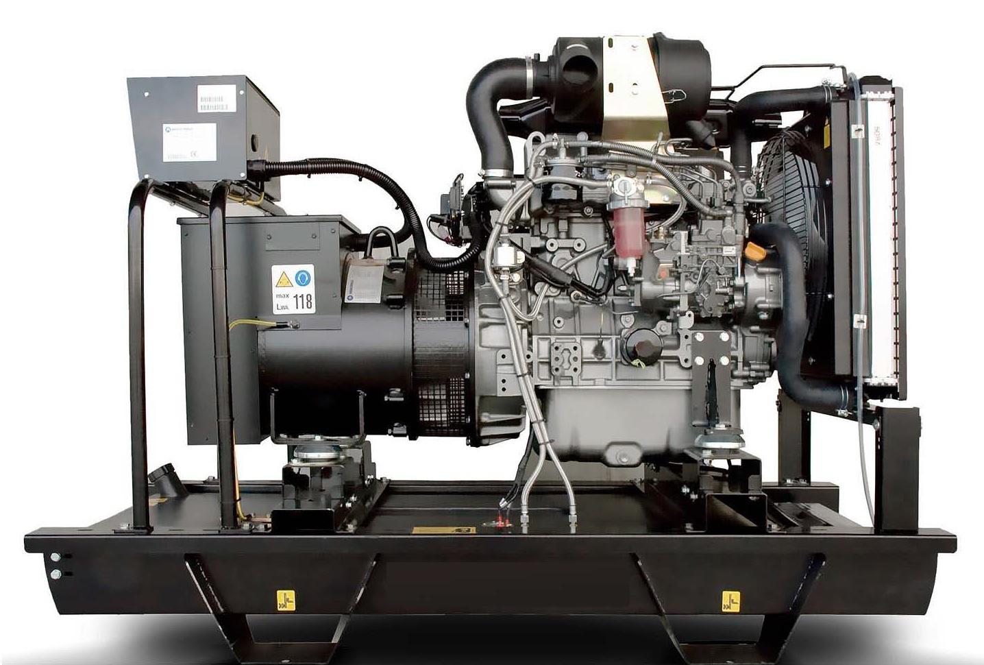 Дизельный генератор Energo Ed 35/400 y (22970) дизельный генератор energo ed 300 400 d s 23980