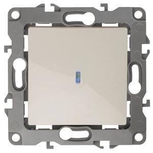 Выключатель с подсветкой ЭРА 12-1102-02