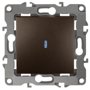 Выключатель с подсветкой ЭРА 12-1102-13