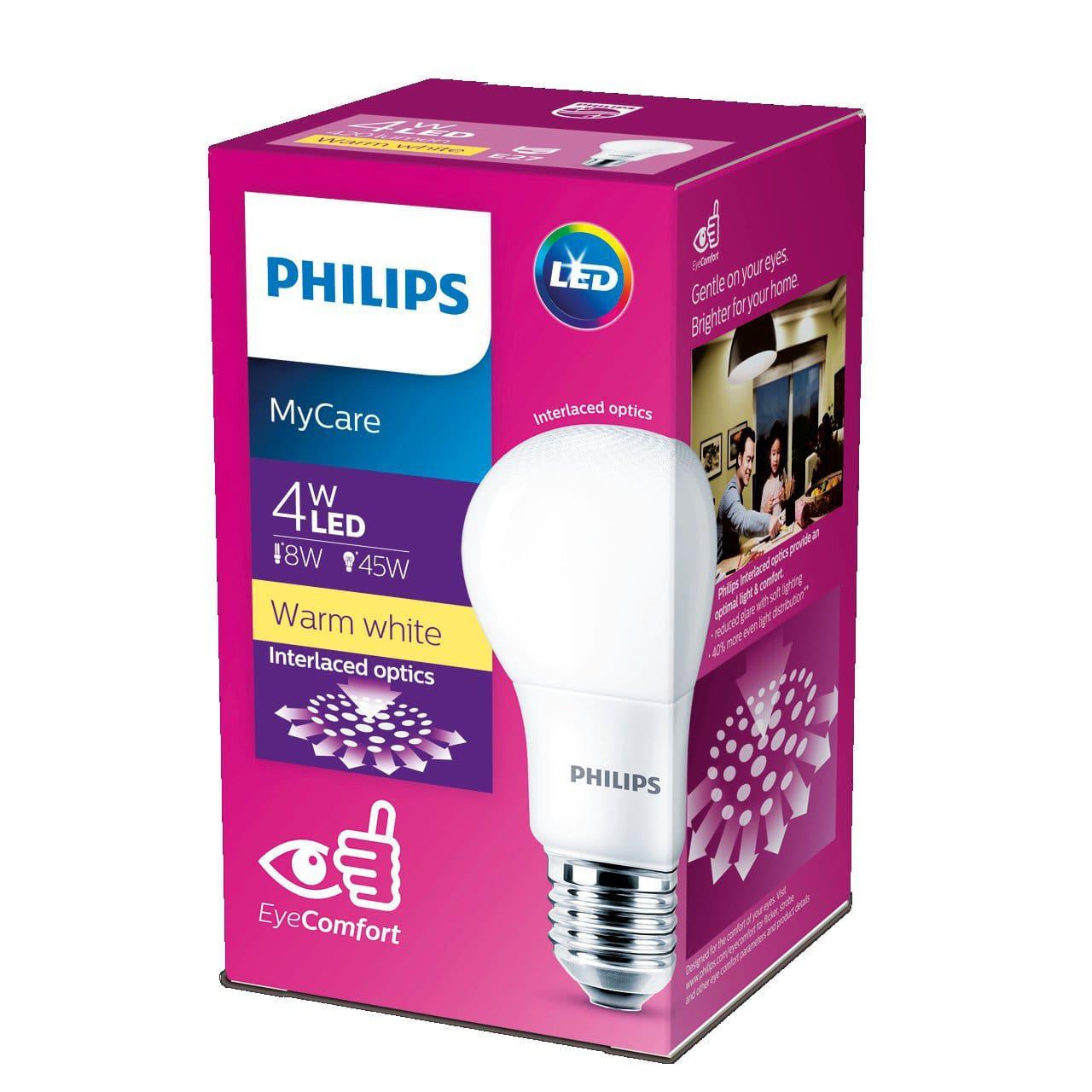 Лампа светодиодная Philips 929001914537