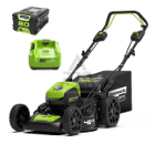 Аккумуляторная газонокосилка GREENWORKS 2501007UB