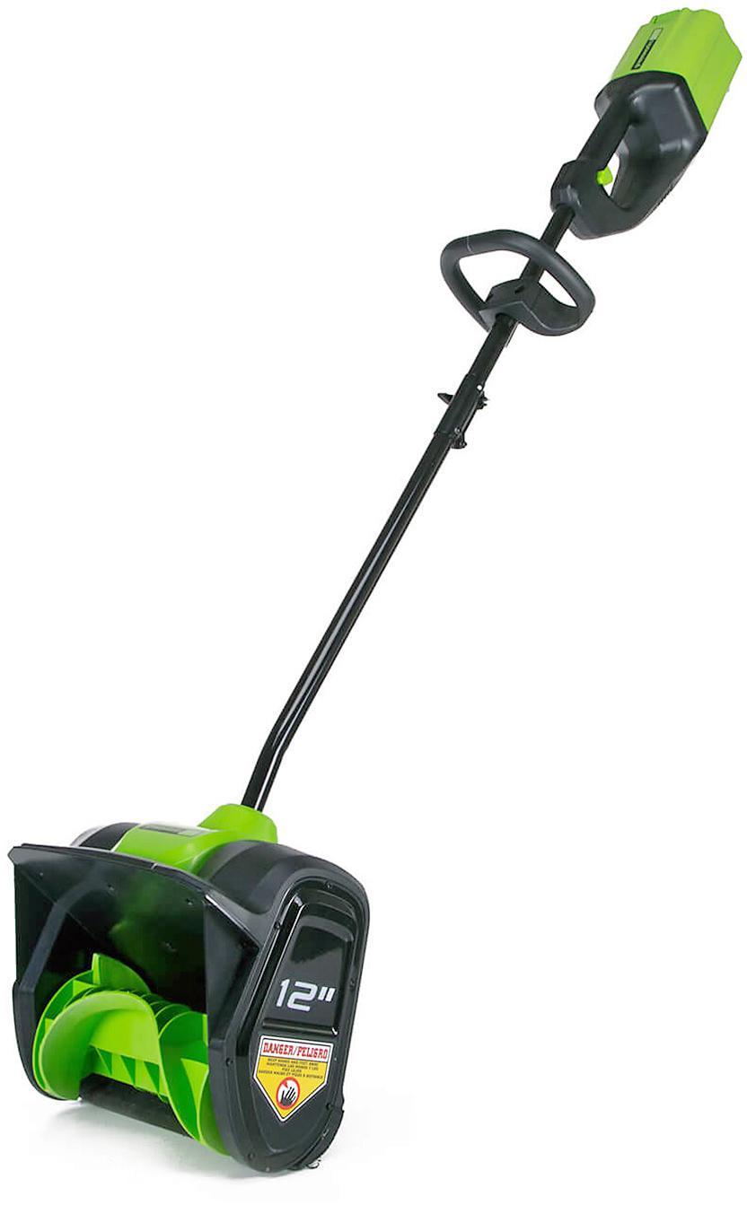 Аккумуляторный снегоуборщик Greenworks 2600707