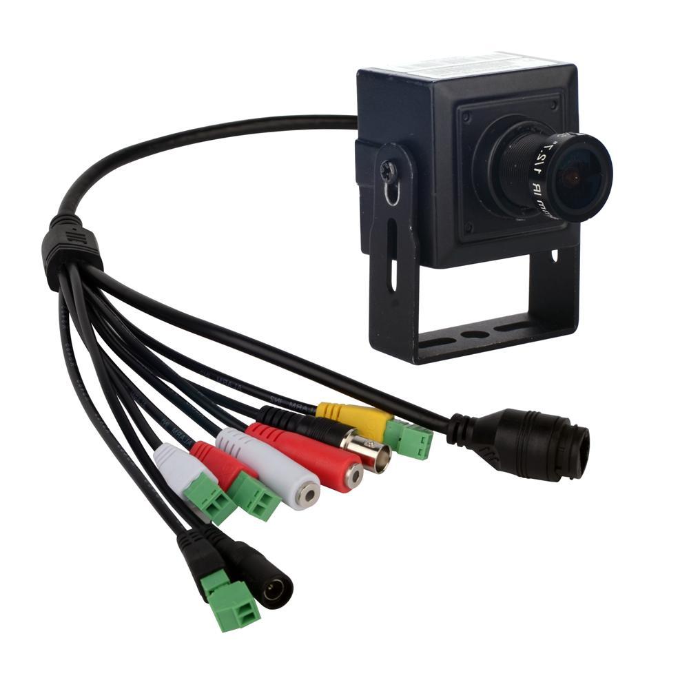 Фото - Камера видеонаблюдения Redline Rl-ipatm2-s 10710294 видео