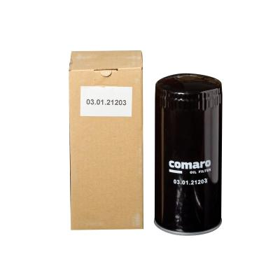 Масляный фильтр Comaro 04.01.18011 (03.01.21203) фильтр масляный filtron op525