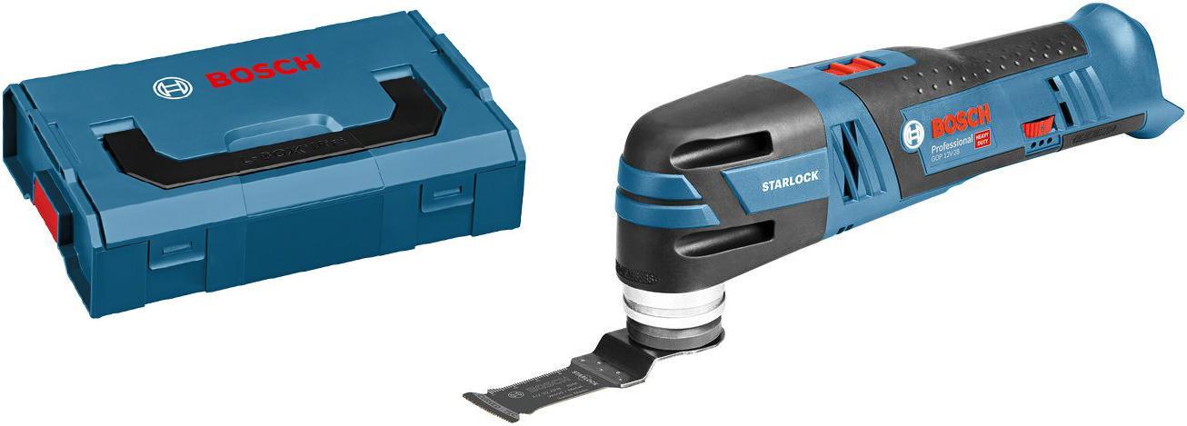 Набор Bosch Инструмент многофункциональный gop 12v-28 (0.601.8b5.001) +Ящик l-boxx mini (1.600.a00.7sf)