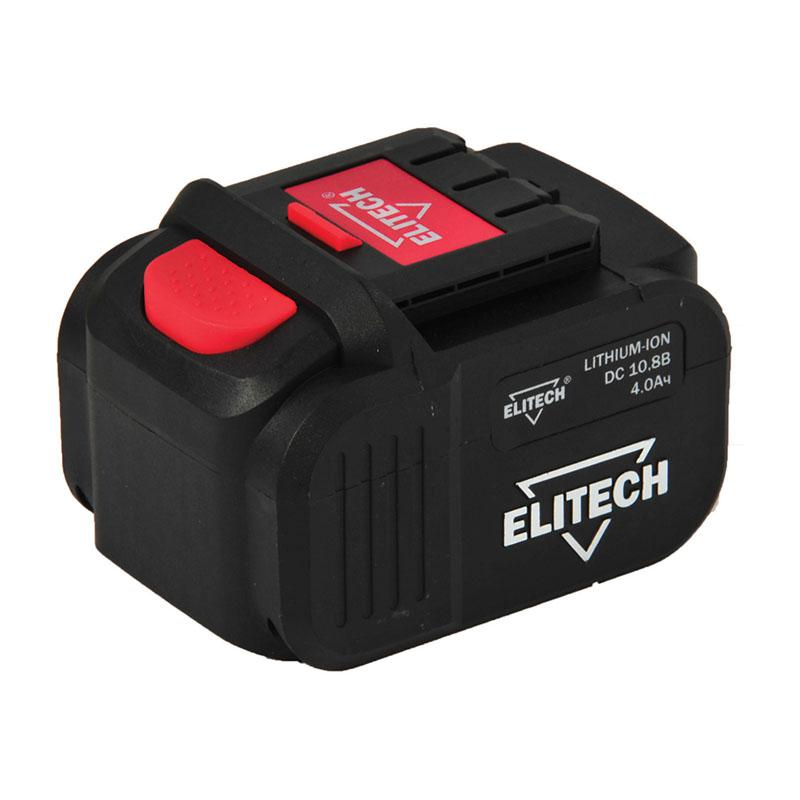Аккумулятор Elitech 1820.042500 аккумулятор для да 18л 18 в 3 0 ач elitech 1820 011500