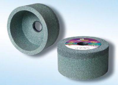 Круг шлифовальный ЛУГА-АБРАЗИВ 6 200 Х 100 Х76 ЧЦ