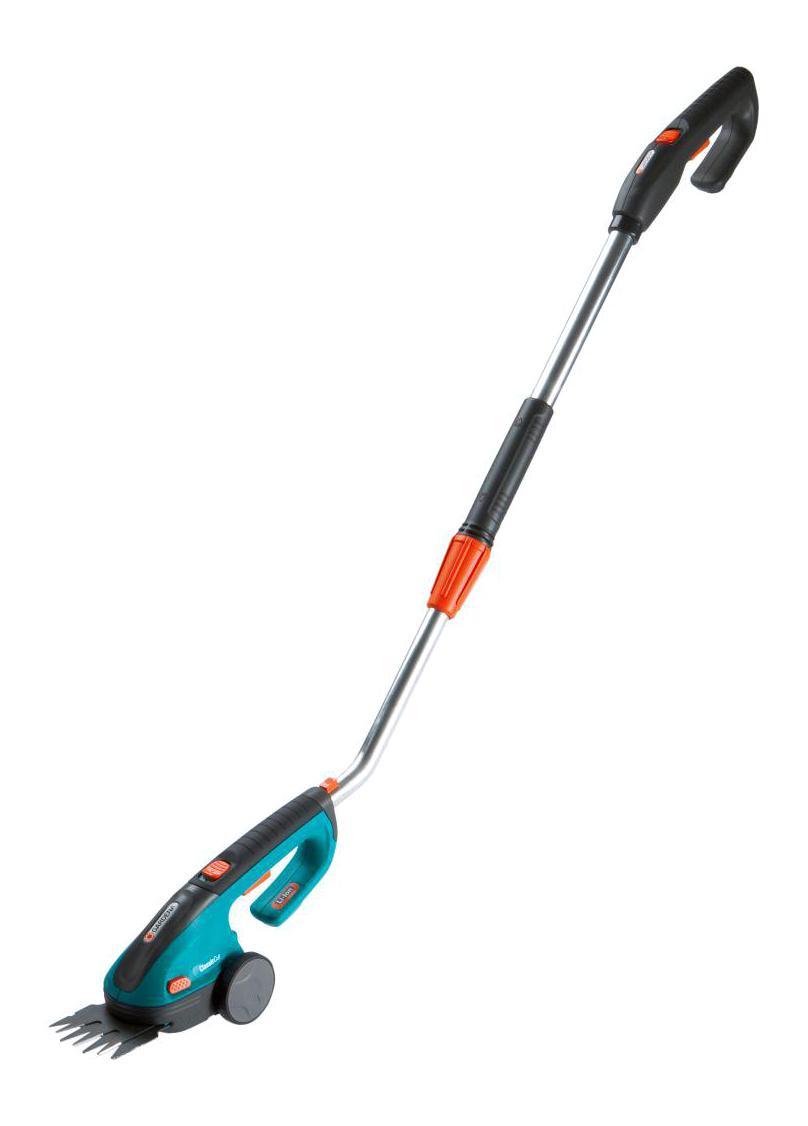 Аккумуляторные ножницы Gardena Classiccut +ШТАНГА 8890 (08890-20.000.00)