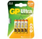 Батарейка GP 24AU-BC4 Ultra 4шт