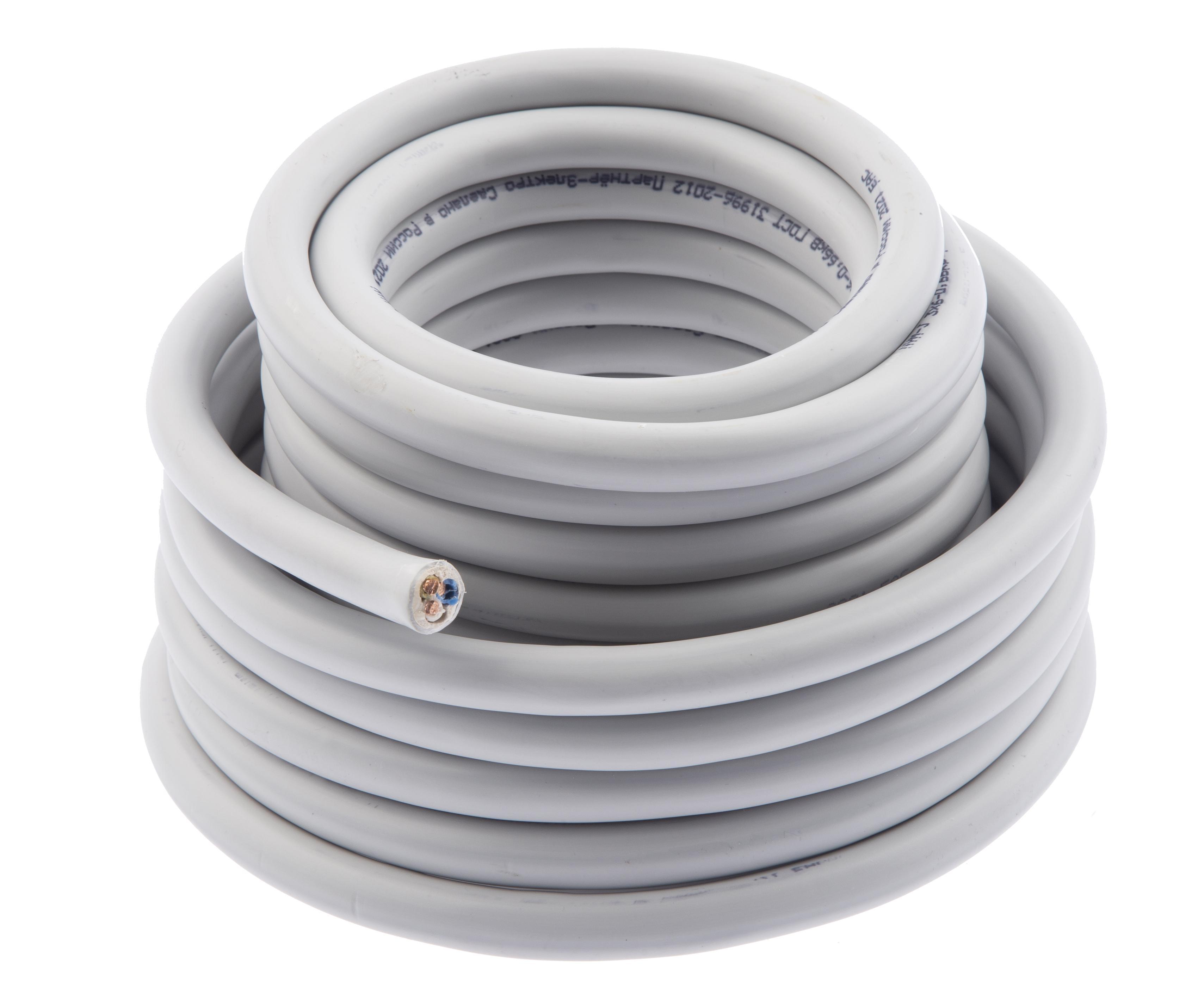 Кабель ПАРТНЕР-ЭЛЕКТРО Nym 3х6 ГОСТ (10м) кабель партнер электро nym 2х1 5 гост 100м