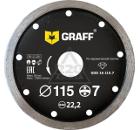 Круг алмазный GRAFF GRAFF GDD 16 115.7