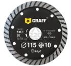 Круг алмазный GRAFF GDD 17 115.10