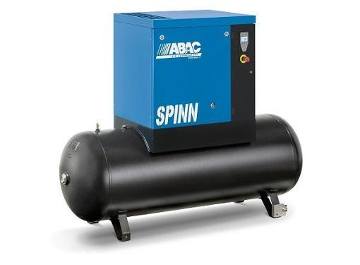 Винтовой компрессор ABAC SPINN 7.5X 10 400/50 TM270 CE