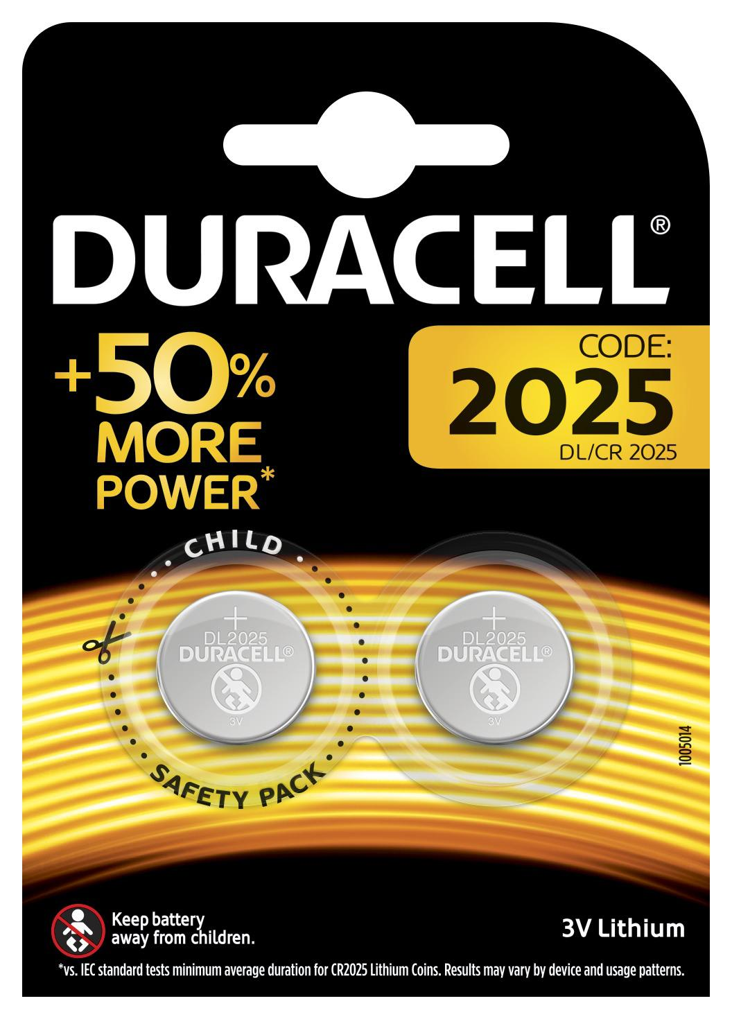 Батарейка Duracell Cr2025-2bl батарейка cr2025 gp lithium 5шт