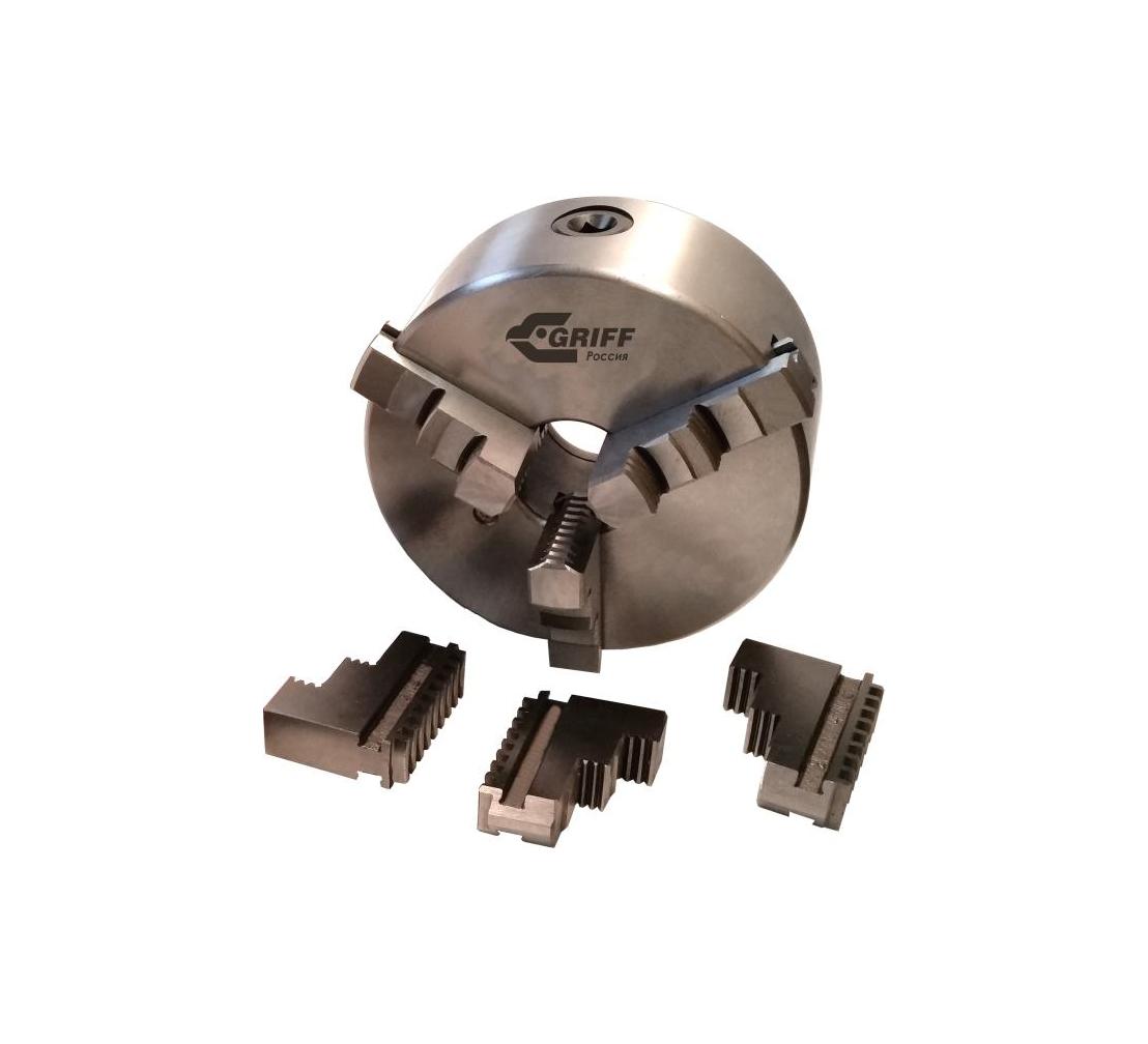 Патрон трехкулачковый GRIFF b208058