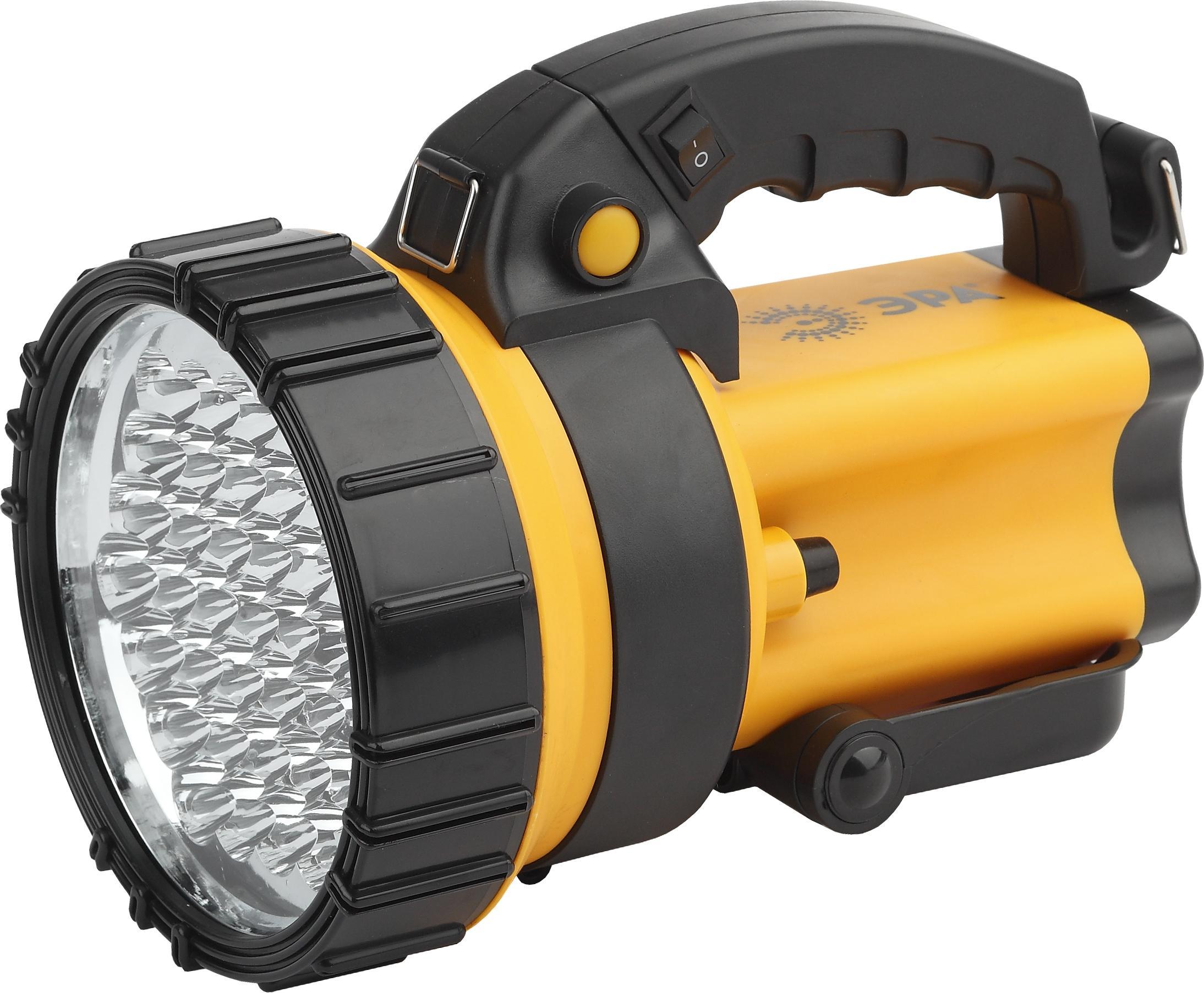 Фонарь ЭРА Pa-603 Б0031034 эра б0031033 фонарь прожектор pa 602 альфа 19 светодиодов аккумулятор литий 3ач зу 220v 12v