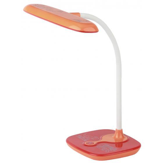 Лампа настольная ЭРА Nled-432-6w-or Б0028465