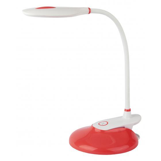 Лампа настольная ЭРА Nled-459-9w-r Б0028460