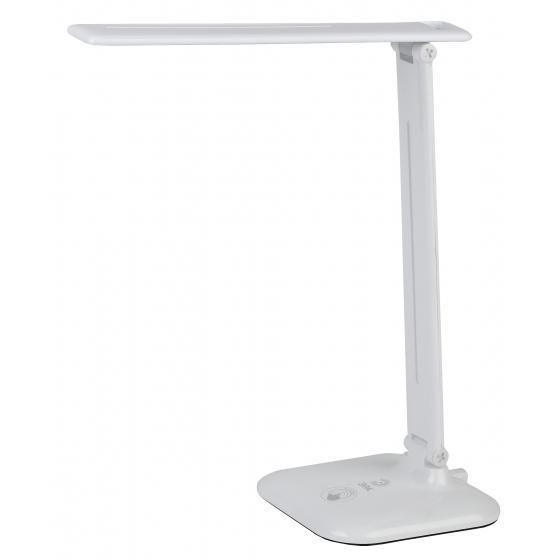Лампа настольная ЭРА Nled-462-10w-w Б0031612
