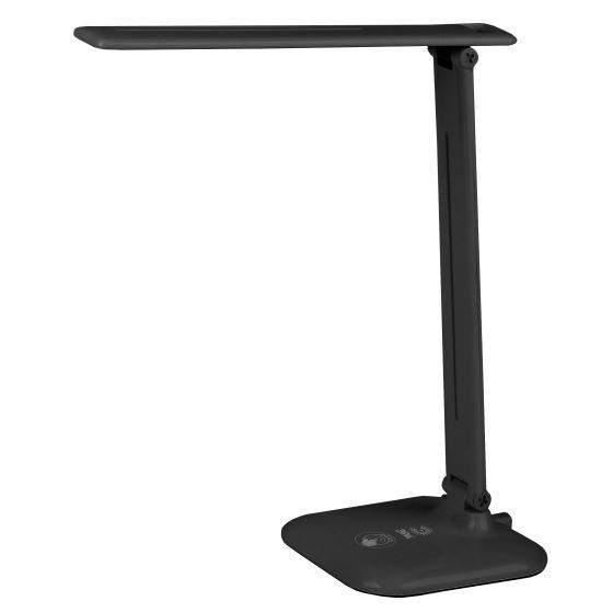 Лампа настольная ЭРА Nled-462-10w-bk Б0031613