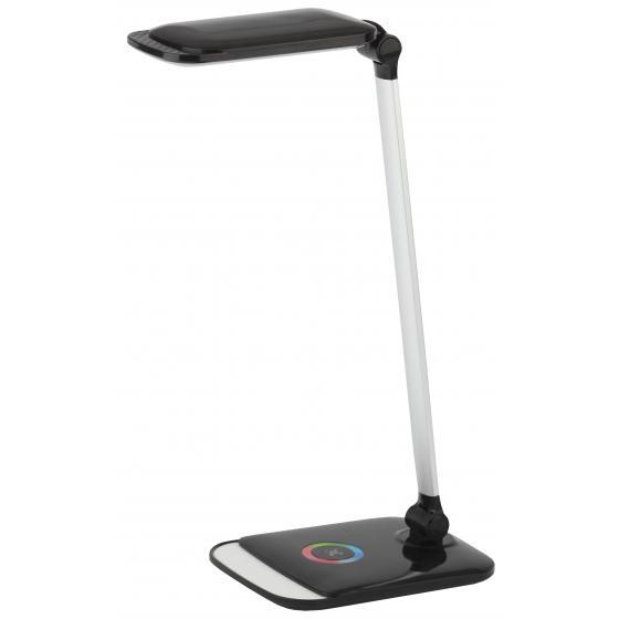Лампа настольная ЭРА Nled-460-14w-bk-s Б0028439