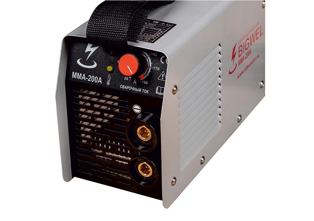 Сварочный аппарат Vektor Mma-200a
