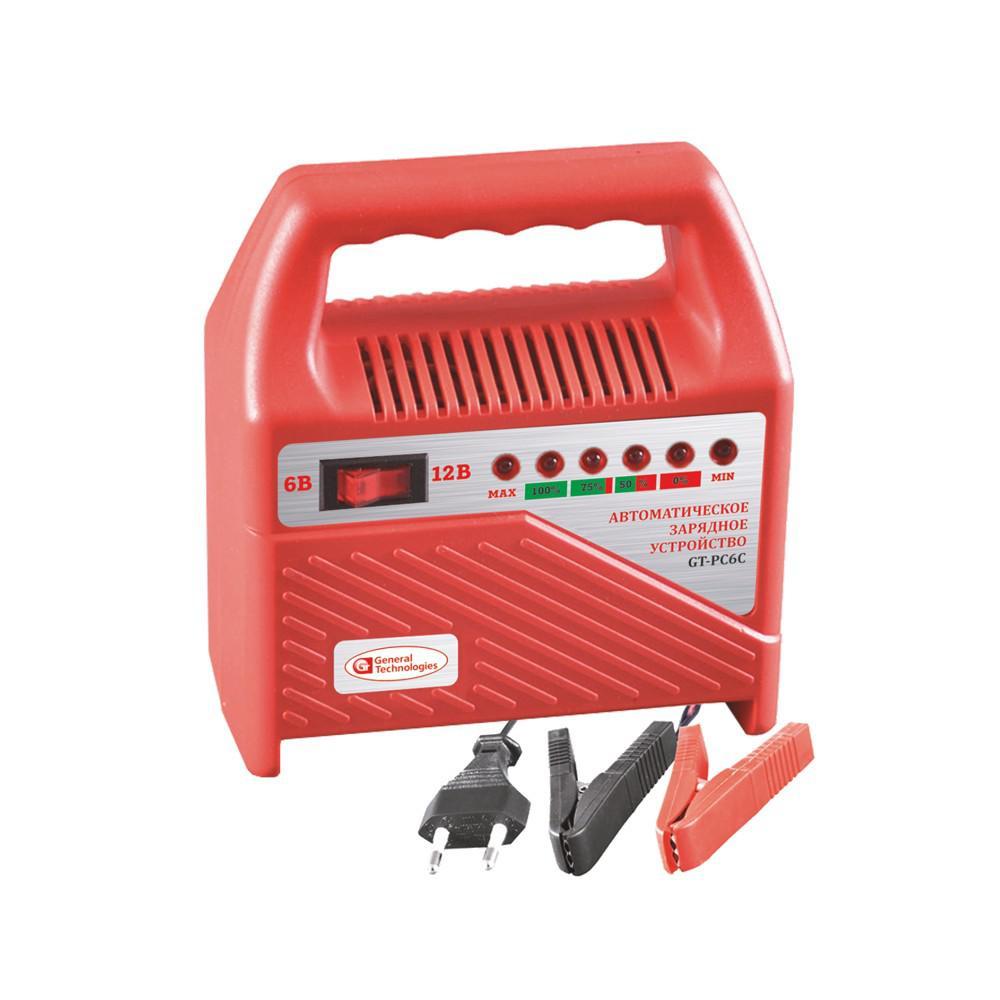 Зарядное устройство General technologies Gt-pc6c зарядное устройство general technologies gt bc035