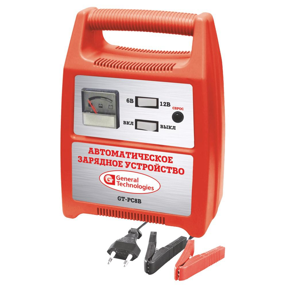 Зарядное устройство General technologies Gt-pc8b зарядное устройство general technologies gt bc035