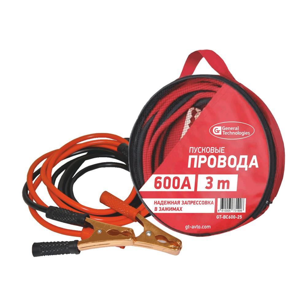 Провод, кабель General technologies Gt-bc600-25 зарядное устройство general technologies gt bc035