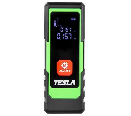 Лазерный дальномер TESLA D20