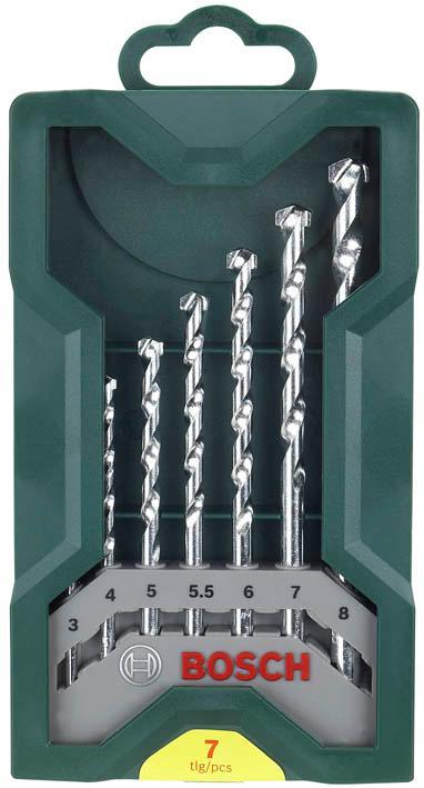 Набор сверл Bosch 2607019581, 2607019581