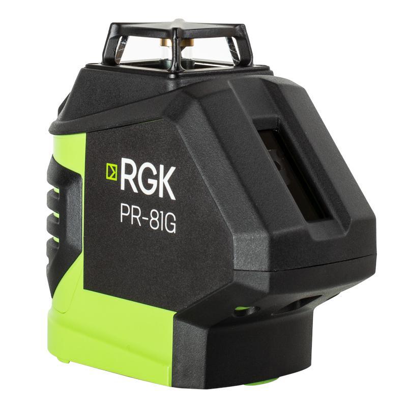 Уровень лазерный Rgk Pr-81g (775106) 0 pr на 100